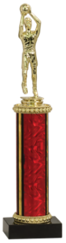 MEDIUM BASKETBALL TROPHY