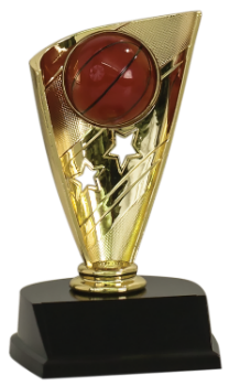 BANNER BASKETBALL TROPHY
