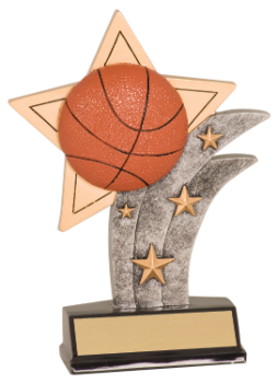 SPORT STAR BASKETBALL RESIN