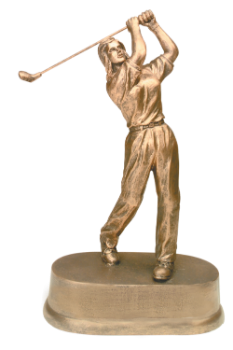 FEMALE GOLF RESIN