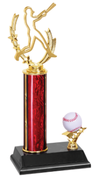 Baseball Profile Trophy