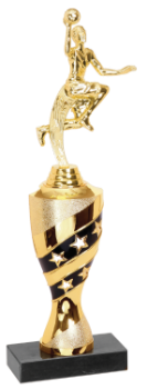 Action Basketball Trophy