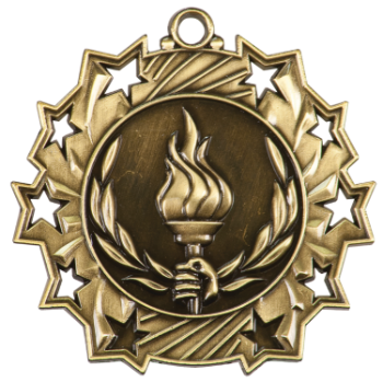 Victory Ten Star Medal