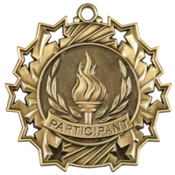 Participant Ten Star Medal