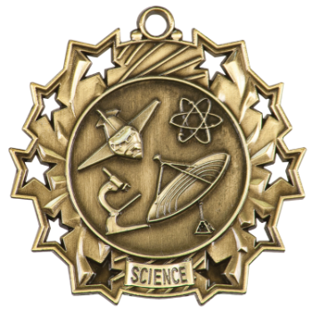 Science Ten Star Medal
