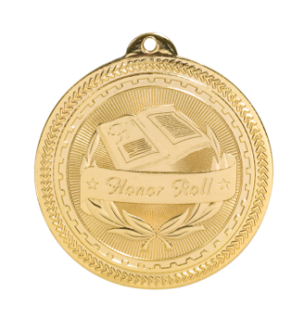 Honor Roll BriteLazer Medal