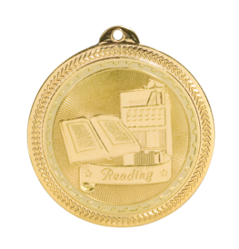 Reading BriteLazer Medal
