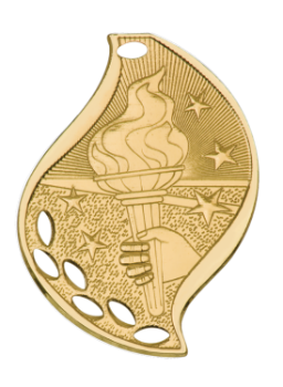 Victory Flame Medal