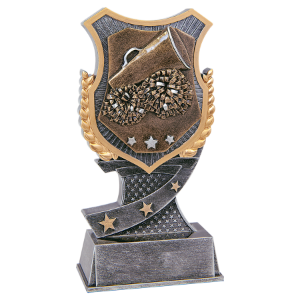 Cheer 6 Shield Award