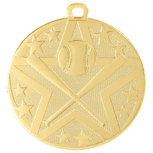 Baseball/Softball Superstar Medal