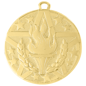 Torch Superstar Medal