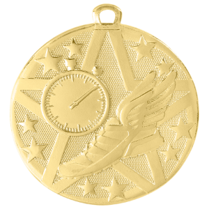 Track Superstar Medal