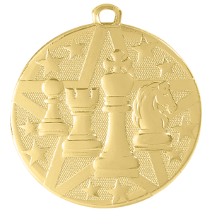 Chess Superstar Medal
