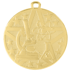 Science Superstar Medal