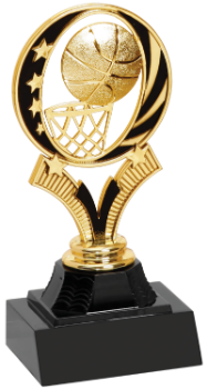 MidNite Star Basketball Trophy