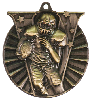 Football Victory Medal