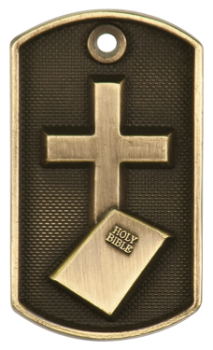 Religion 3D Dog Tag